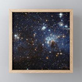 LH 95 in the Large Magellanic Cloud Framed Mini Art Print