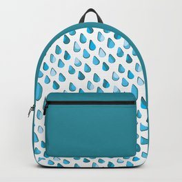 Siiinging in the Rain Backpack