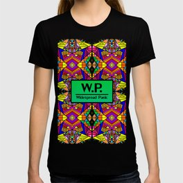 WP - Widespread Panic - Psychedelic Pattern 1 T-shirt