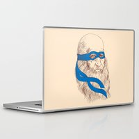 leonardo Laptop & iPad Skins featuring Leonardo by Fresco Umbiatore