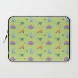 Skating Dino's Laptop Sleeve