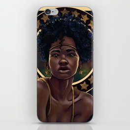 Nouveau  Stars iPhone Skin