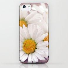 Daisies. Slim Case iPhone 5c