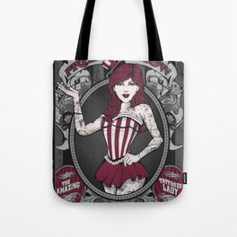 Colab Tote Bags | Society6