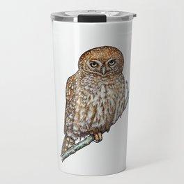 PEARL-SPOTTED OWL Travel Mug
