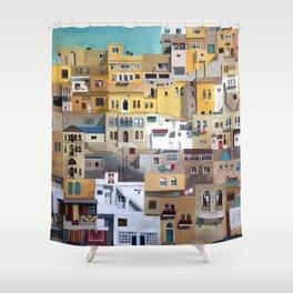 Salt City/Jordan Shower Curtain