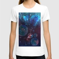 bubbles T-shirts featuring Bubbles by ShadowPaw Pictures
