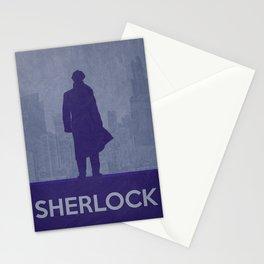 Sherlock 02 Stationery Cards