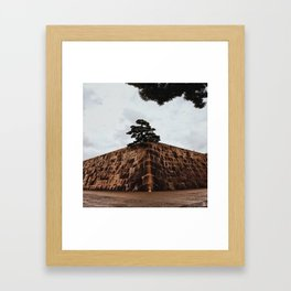 Imperial Palace Gardens - Tokyo, Japan Framed Art Print