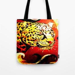 Safari Heat Tote Bag