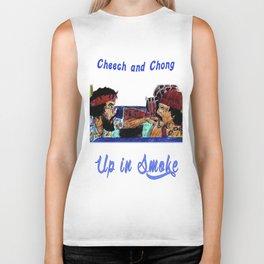 Cheech & Chong Up In Smoke Biker Tank