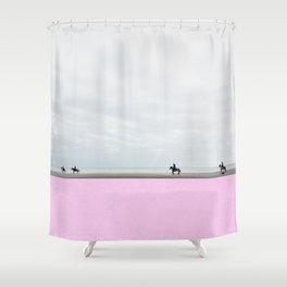 Equus Shower Curtain