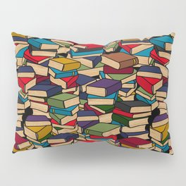 The Book Collector Pillow Sham