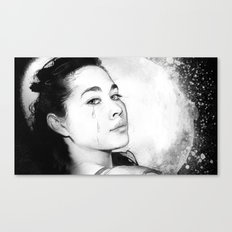Farewell to Color Canvas Print