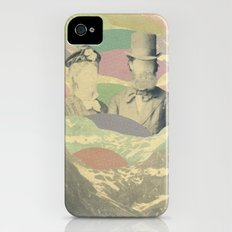 love will keep us strong Slim Case iPhone (4, 4s)
