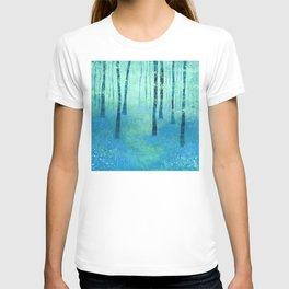 Bluebells, Challock T-shirt