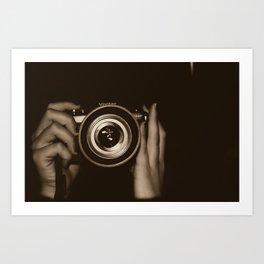 Vivitar  Art Print