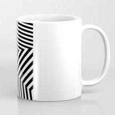 Stars - black & white vers. Mug