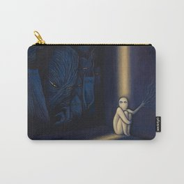 Dark Side Of Me Carry-All Pouch