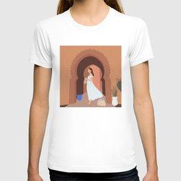 White Dress T-shirt
