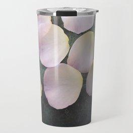 Rose Petals Travel Mug