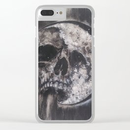 Heart Attack Clear iPhone Case