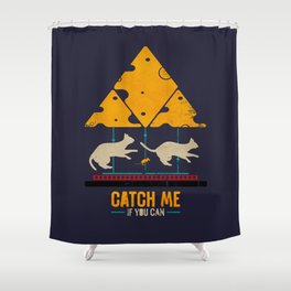 Mouse Trap? Shower Curtain