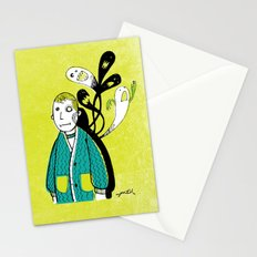 Everybody Has a Ghost or Two Stationery Cards