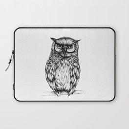Inked Owl Laptop Sleeve