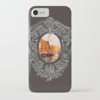 sail iPhone & iPod Cases featuring Sail by Iris V.