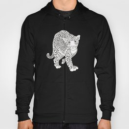 The Creeping Leopard Hoody