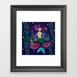 Merqueer Framed Art Print