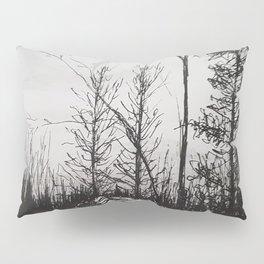 Winter Woodlot Pillow Sham