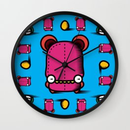 Heinz Bonadei Wall Clock