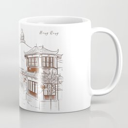 Ngong Ping Buddha Coffee Mug