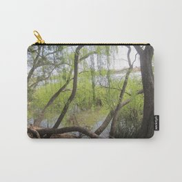 Through the willow branches Carry-All Pouch
