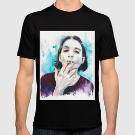 25th frame of my mind (Brian Molko) T-shirt
