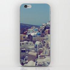 Oia, Santorini, Greece II iPhone Skin