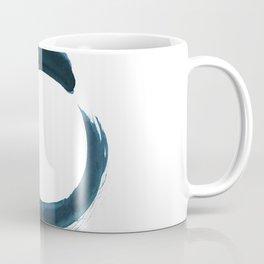 Enso Serenity No.6q by Kathy Morton Stanion Coffee Mug
