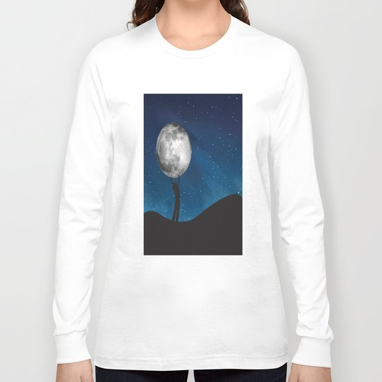 Holding The Moon Long Sleeve T-shirt