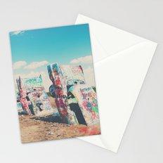 Cadillac Ranch ... Stationery Cards