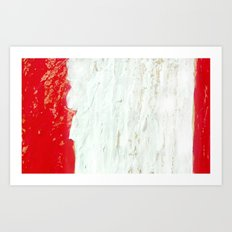 Proud Rock Art Print