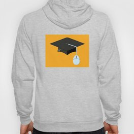 More Clicks, Fewer Bricks: The Lecture Hall Is Obsolete Hoody