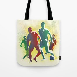 Football is more than a game Tote Bag
