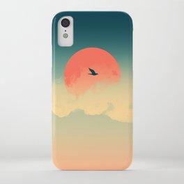 Lonesome Traveler iPhone Case