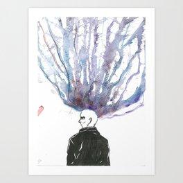 Son of rebellion Art Print