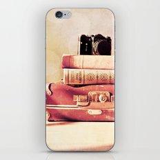 Still Life With Portmanteau iPhone & iPod Skin