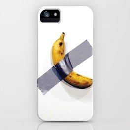 The 120.000 dollars banana iPhone Case