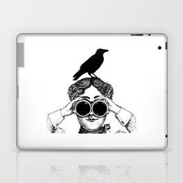 Where's that bird?! - humor Laptop & iPad Skin