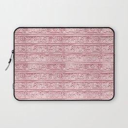 Armenian Script Laptop Sleeve